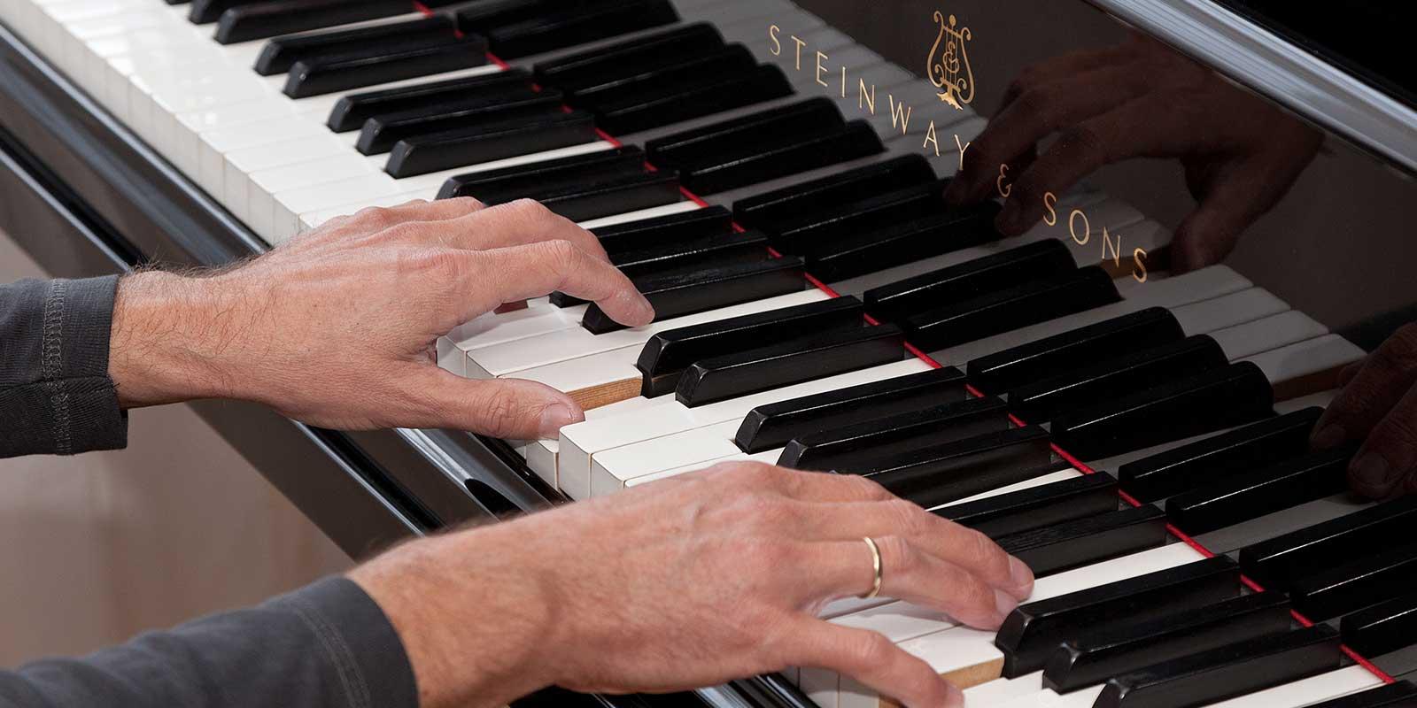 unterricht für erwachsene  klavier  tonsatz